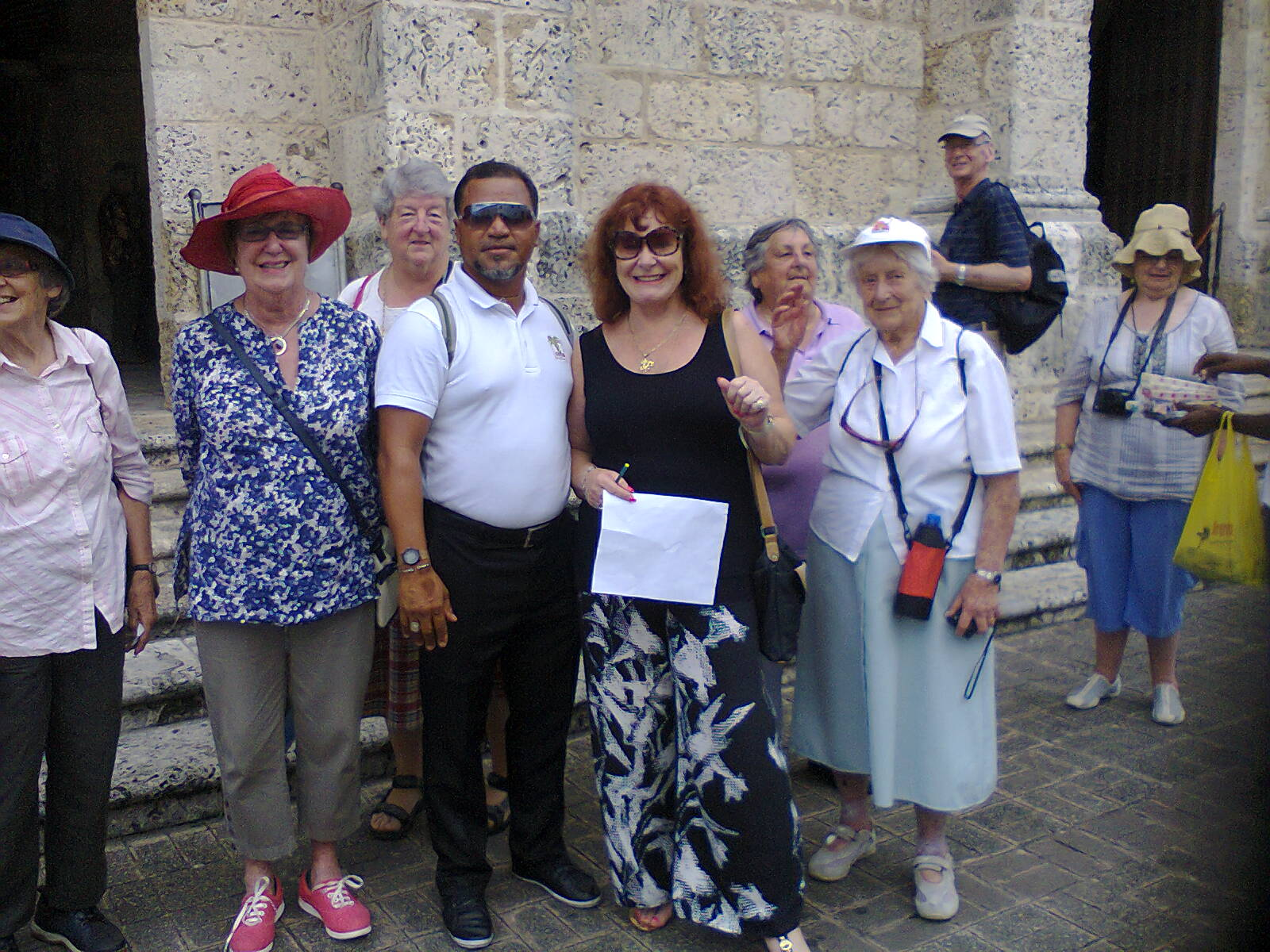 Cocotours Santo Domingo city tour