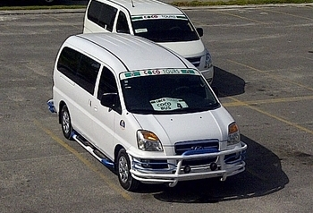 Punta Cana airport shuttle pic 1